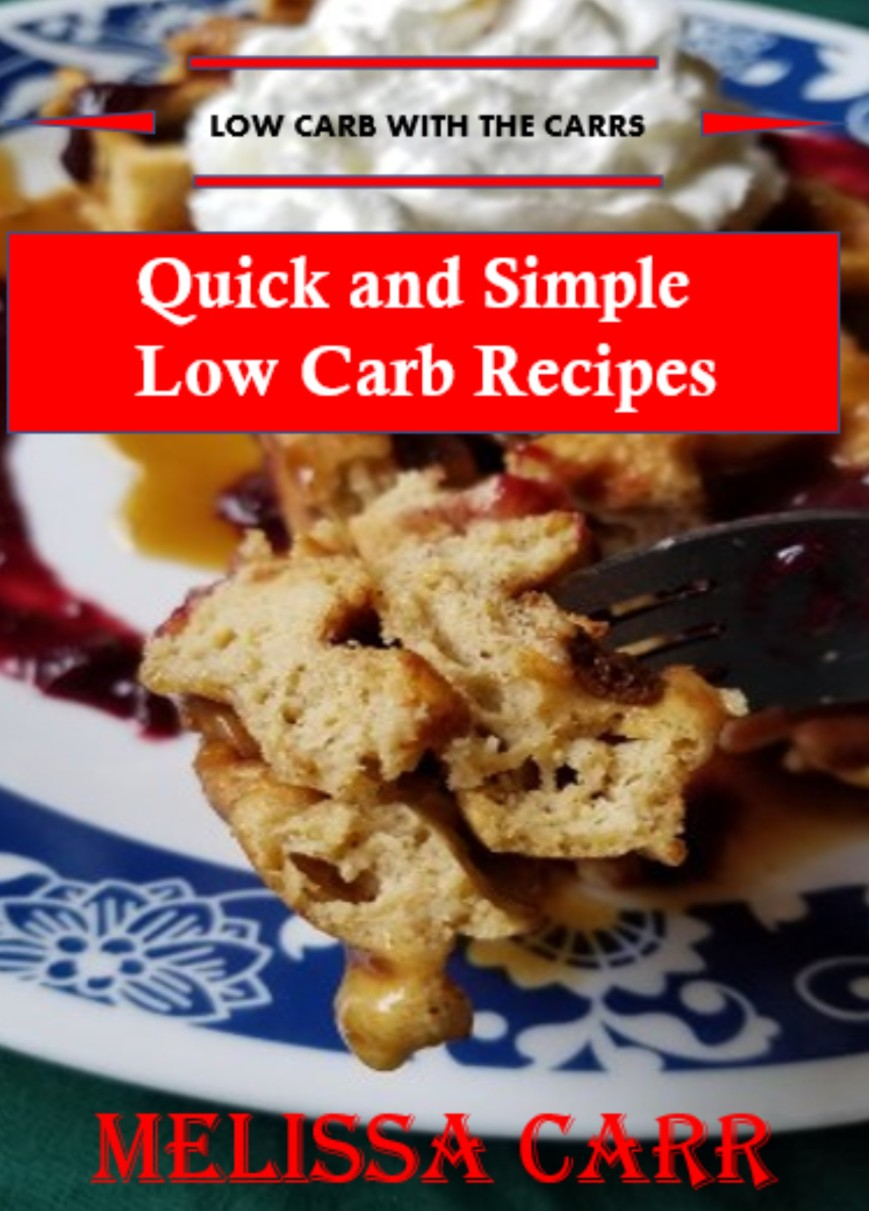 quick and simple recipes front cover